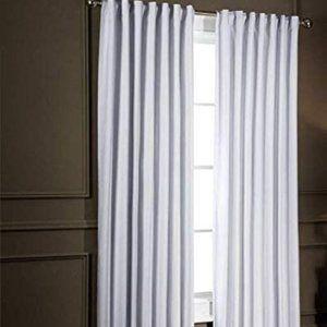 SmartBlock Rod Pocket 100% Blackout Curtain Panel